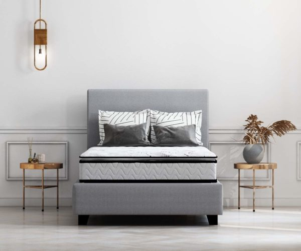 Ashley Furniture Signature Design - 10 Inch Bonnell Pillow Top Mattress