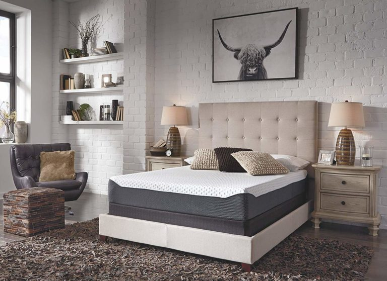 Ashley Furniture Signature Design - 10 Inch Chime Elite Mattress